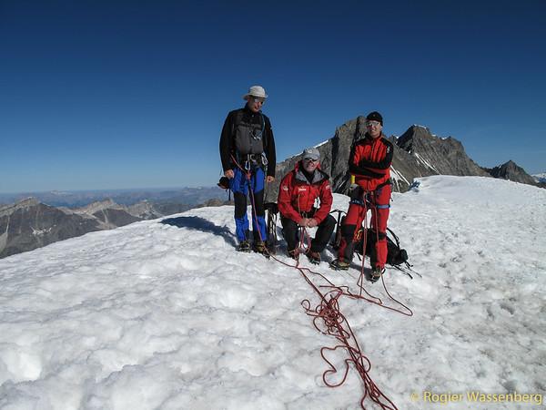 2009-CH Alphubel - Breithorn - R. Nera - Pollux-Matterhorn