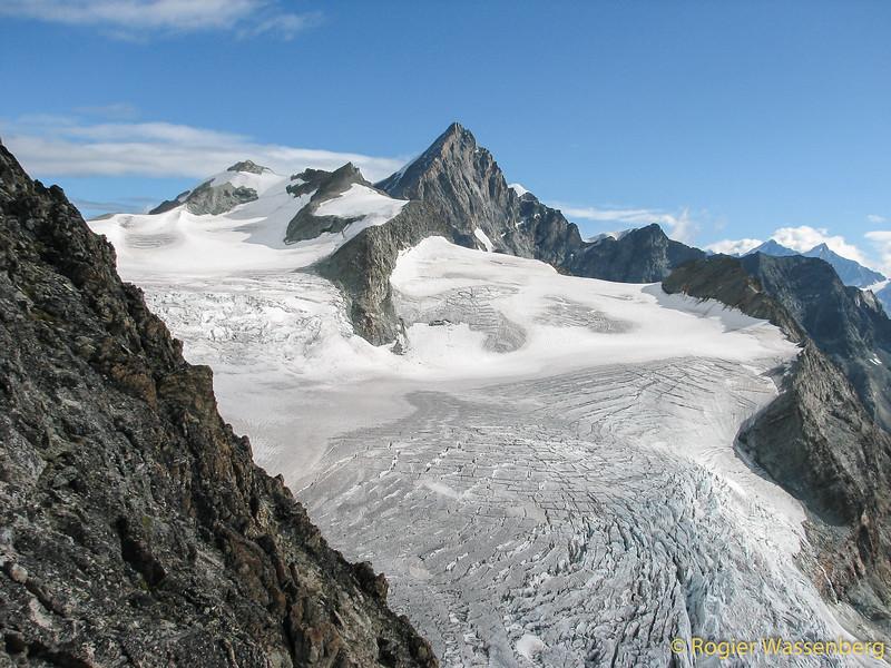 view to Obergalbelhorn
