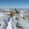 The Italian summit (4474m)