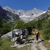 Hike to the Cabane de l'A Neuve