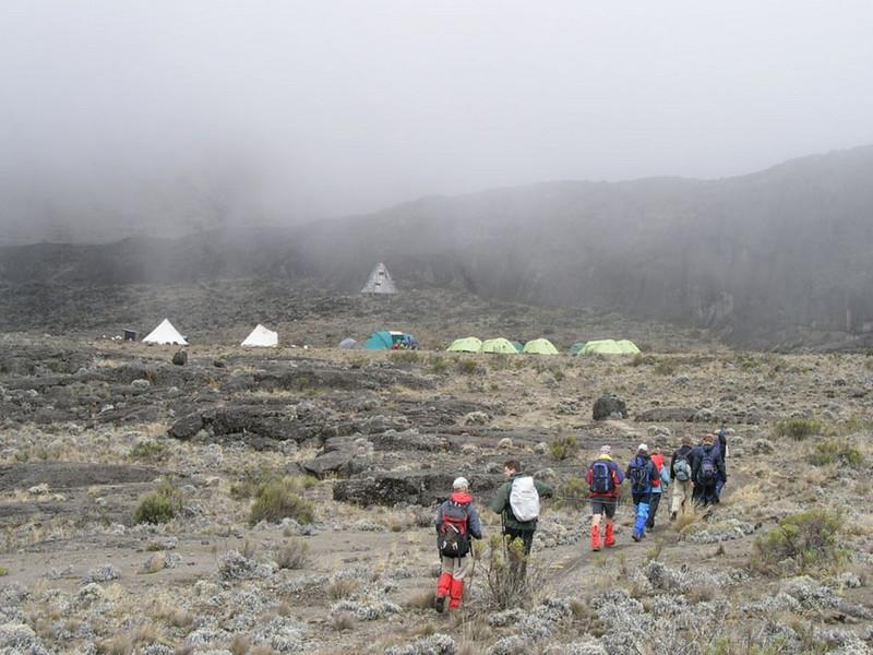 Camp Shira 2 (Kilimanjaro, Tanzania 2005)