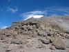 descent Uhuru Peak 5895m. (Kilimanjaro, Tanzania 2005)