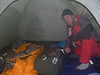 Arrow Glacier Camp 4872m. (Kilimanjaro, Tanzania 2005)