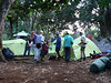 26 - 27 Dec.   Forest camp 2805m. (Kilimanjaro, Tanzania 2005)