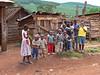 village near Londorosi Gate (Kilimanjaro, Tanzania 2005)