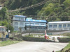 Film: arriving Twin-Otter at Lukla Airstrip