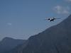 Airport Lukla, flight Twin Otter: Kathmandu 1300m-Lukla 2750m