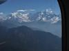 Himalaya, flight Twin Otter: Kathmandu 1300m-Lukla 2750m