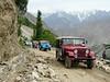 (Karakorum Highway KKH)