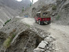 Karakorum Highway KKH (Indus valley)