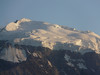 summit of Mirshikar (5445 m) south of Karimabad.