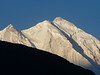 summit of Rakaposhi 7788m. (in the early morning)