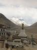 Rungbuk monastery 5005m. (Tibet 2006 Lakpa Ri Expedition)