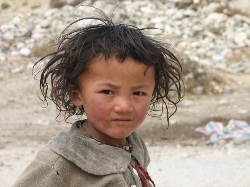 (Tibet 2006 Lakpa Ri Expedition)