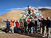 Ritus Punja ceremony (Tibet 2006 Kangchung Trek)