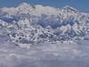 Baruntse 7850m Lhotse 8516m Mt. Everest 8848m (Kathmandu, Nepal - Lhasa, Tibet)