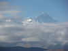 Names, Western: Mount Everest, Nepalese: Sagarmatha, Tibetan: Qomolangma. (Tibet 2006 Kangchung Trek)