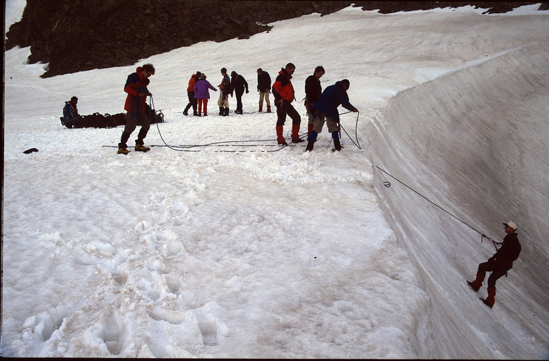 C1 course (Vent, C1 course: rock and ice and tour, 1999)