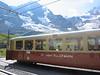 Grindelwald - Jungfraubahn - Jungfaujoch 3454m. (BernerOberland2004 )