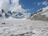 Grosse Aletsch Glacier and Concordiaplatz (BernerOberland2004)