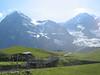 Eiger and Jungfrau (BernerOberland2004)