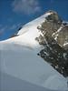 route Rottalsattel 3885m. -- Jungfrau 4158m. (Berner Oberland 2005)