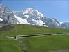 Jungfraubahn - Jungfraujoch 3454m. and Jungfrau 4158m. (berneroberland2005)
