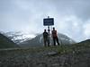 Furkapass 2436m. (bad weather)