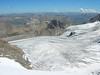 Vadret Pers glacier with Diavolezza and Piz Trovat (view from Fortezza)