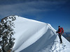 route summit Piz Palu 3901m. - Piz Spinas 3823m.