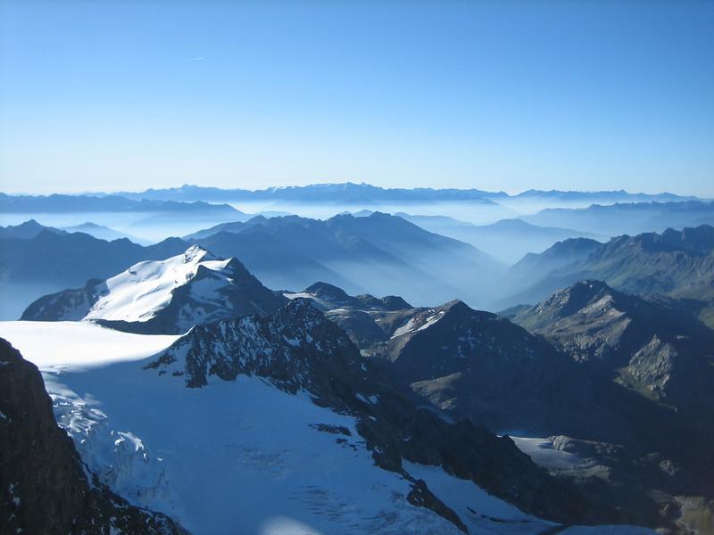 Bernina Alps 7.30 h.AM