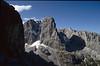 Crozzom 3135m. and Cima Tosa 3173m. (Dolomiti di Brenta)