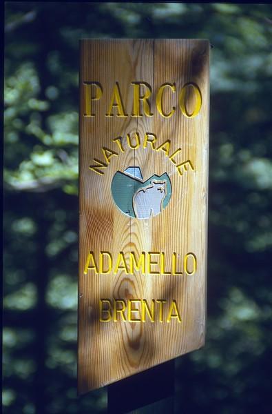 Brenta, Alps, North Italy (with Cor de Visser, 17/7 - 23/7 - 1993)