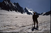 Jeroen and Barre de Escrins 4102m. (the Ecrins 1992)