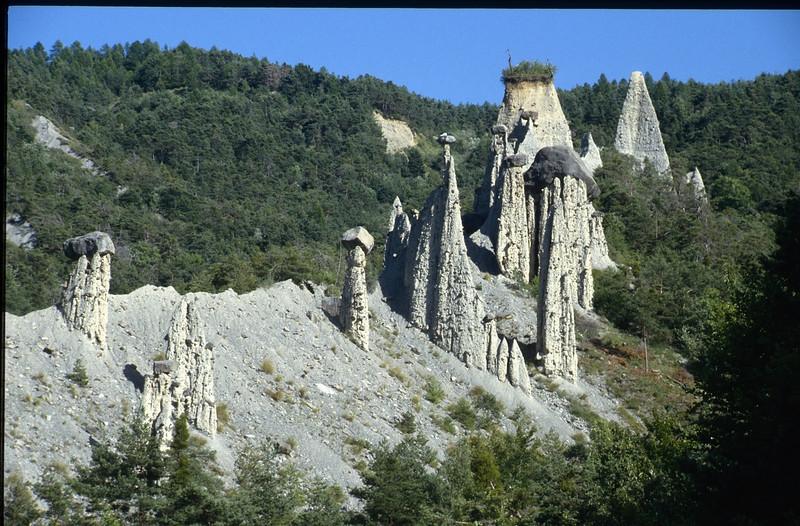 Les Demoiselles Coiffees (Lac de Serre - Poncon 1992)