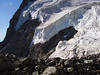 Glacier on the Pelvoux (descent of  Mont Pelvoux )