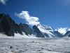 Glacier Blanc and Barre des Ecrins 4102m