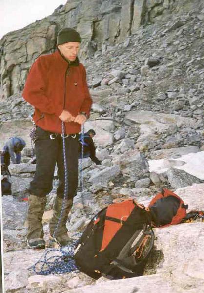 27 July, ascent Gran Paradiso (Gran Paradiso, Italy 2002)