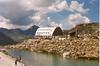 28-29-30 July, Rif.Vittorio Emanuela II  2732m. with Lago di Moncorve2 (Gran Paradiso, Italy 2002)
