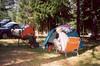 28 July, rest day, Camping Gran Paradiso 1870m. Val Savaranche (Gran Paradiso, Italy 2002)