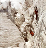 10 Aug. C II ice climbing, Oberes Pasterzenkees (Hohe Tauern, Snow and Ice II, 2000)