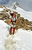 12 Aug. descent Erzhertog- Johann - Hutte 3454m. ---  Franz- Jozefshohe 2450m. (Gross Glockner 2000)