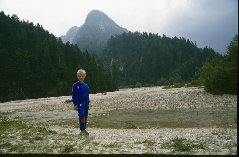 Jeroen (Julian Alps, yougoslavia 1987)
