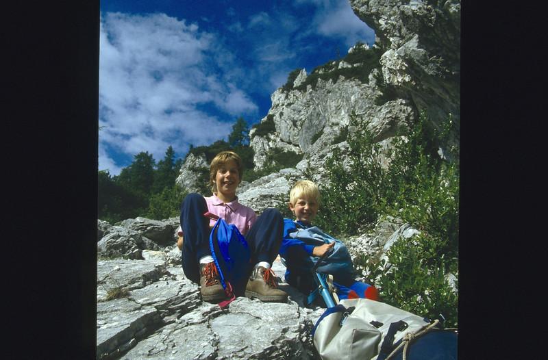 (Karawanken Austria 1987)