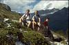 Jeroen, Marijn and Martijn (La Vanoise, France 1998)