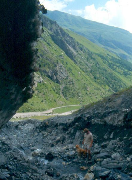 landscape (La Vanoise, France 1998)