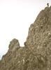 3 Aug. Haspinger anstieg Grosse Teplitzer Spitze (Lienzer Dolomites, C II course Rockclimbing 2000)