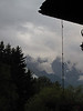 Bad weather, birthday Marijn, Gite la Montagne, Chamonix