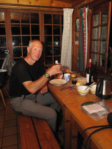 Birthday Marijn, Gite la Montagne, Chamonix