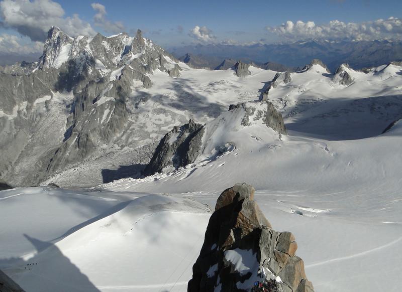 Col du Midi 3532m